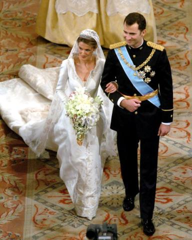 Letizia Ortiz, May 22, 2004 | Royal Hats