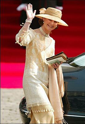 Princess Margaretha of Liechtenstein | The Royal Hats Blog