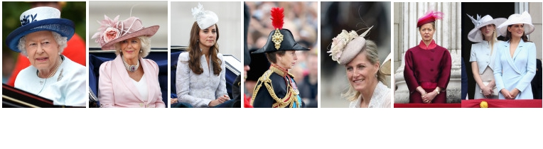 Trooping the Colour, June 14, 2014 | Royal Hats