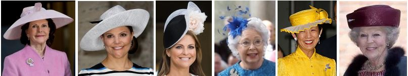 Royal Hats