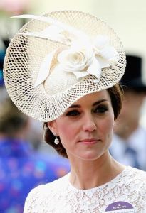 Duchess of Cambridge, June 15, 2016 in Jane Taylor | Royal Hats