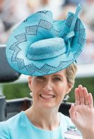 Countess of Wessex, Ascot 2016 | Royal Hats