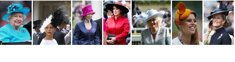 Royal Ascot, June 17-21 2014 |Royal Hats