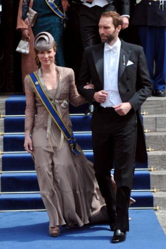 Princess Margarita, Apr 30, 2013 | Royal Hats