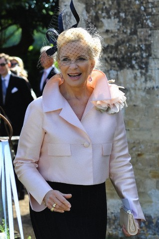 the gallery for gt princess michael of kent wedding