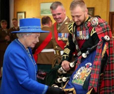 Queen Elizabeth, July 4, 2013 in Angela Kelly |Royal Hats