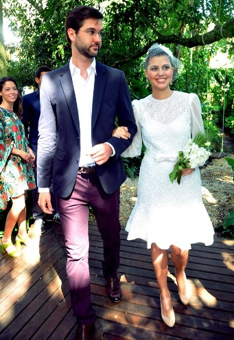 Prince João Philippe of Orleans-Braganza and Yasmin Paranaguá, July 20, 2013 | The Royal Hats Blog