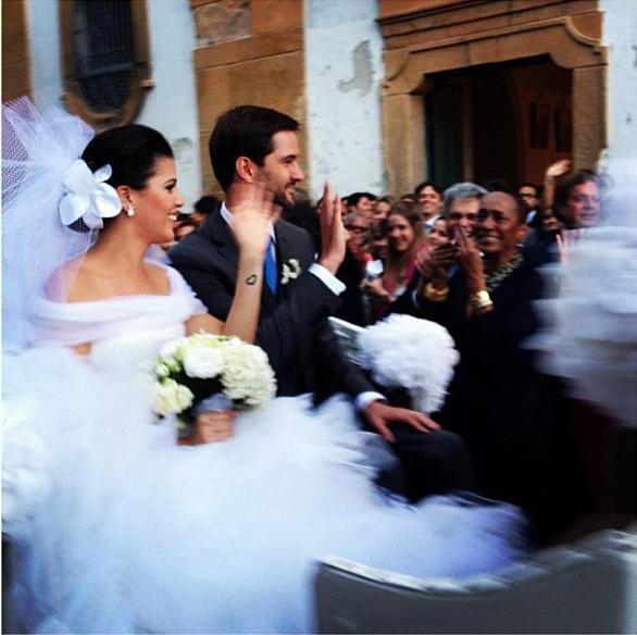 Prince João Philippe of Orleans-Braganza and Yasmin Paranaguá, August 3, 2013 | The Royal Hats Blog