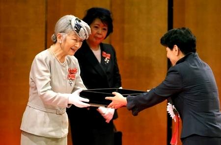 Empress Michiko, August 7, 2013 | The Royal Hats Blog