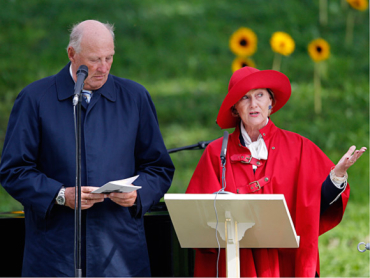 Queen Sonja, August 18, 2013 | The Royal Hats Blog