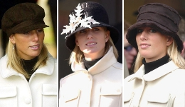 Zara Phillips Tindall