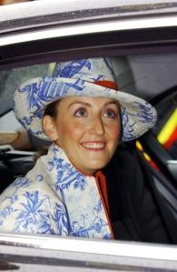 Princess Claire, July 21, 2004 | The Royal Hats Blog