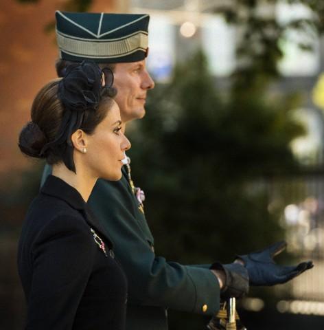Princess Marie, September 5, 2013 | The Royal Hats Blog