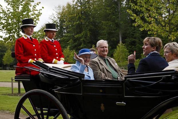 Queen Margrethe, September 17, 2013 I The Royal Hats Blog