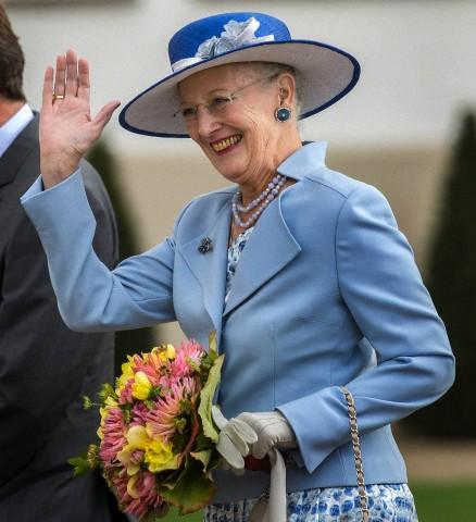 Queen Margrethe, September 18, 2013