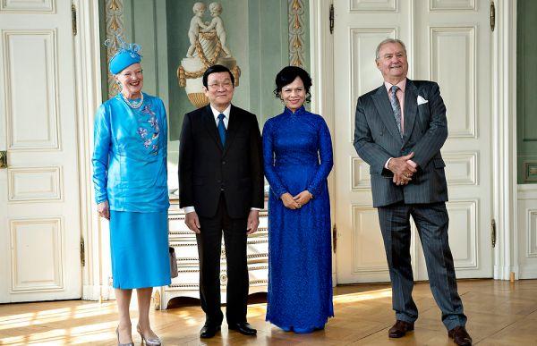 Queen Margrethe, September 18, 2013 | The Royal Hats Blog