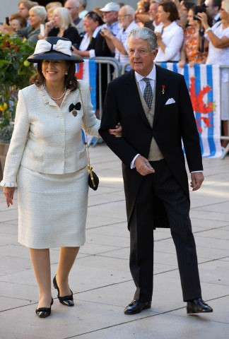 Archduchess Alexandra of Austria, September 21, 2013 | The Royal Hats Blog