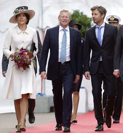 Princess Mary, September 25, 2013 | The Royal Hats Blog