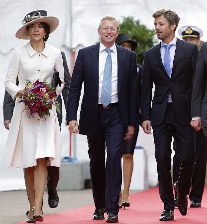 Princess Mary, September 25, 2013 | The Royal Hats Blog