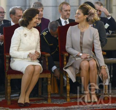 Crown Princess Victoria, September 25, 2013 | The Royal Hats Blog