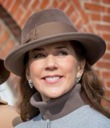 Crown Princess Mary, March 3, 2015 in Susanne Juul | Royal Hats