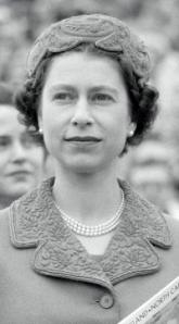 Queen Elizabeth, October 19, 1957 | Royal Hats