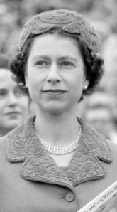 Queen Elizabeth, October 19, 1957 | Royal Hats