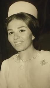 Empress Farah Diba, 1960