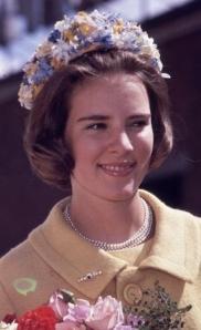 Queen Anne-Marie, 1963