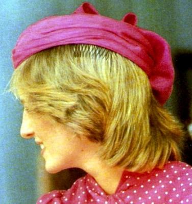 April 10, 1983 in John Boyd | Royal Hats