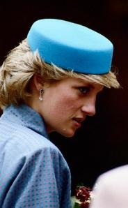 Princess Diana, May 1, 1986