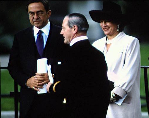 Queen Anne-Marie, October 8, 1993 | The Royal Hats Blog