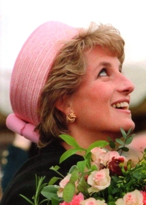 Princess Diana, May 20, 1995