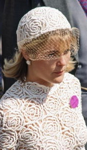 Viscountess Linley, June 22, 1995 | The Royal Hats Blog