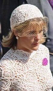 Viscountess Linley, June 22, 1995 | The Royal Hats Blog