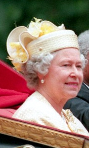 Queen Elizabeth, July 9, 1996
