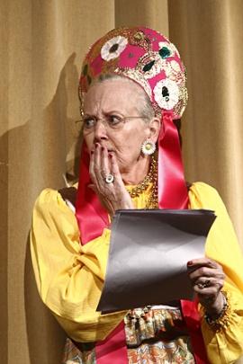 Queen Margarethe | The Royal Hats Blog