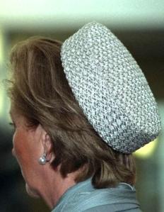 Queen Paola, April 5, 2000