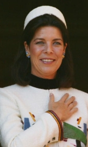 Princess Caroline, Nov. 19, 2003