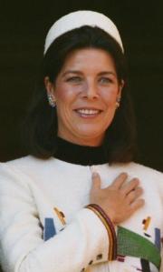 Princess Caroline, Nov. 19, 2003