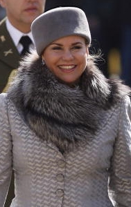 Grand Duchess Maria Teresa, April 15, 2008