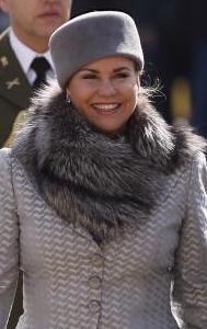 Grand Duchess Maria Teresa, April 15, 2008