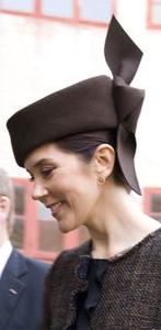 Princess Mary, May 6, 2009