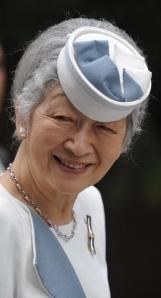 Empress Michiko, July 14, 2009