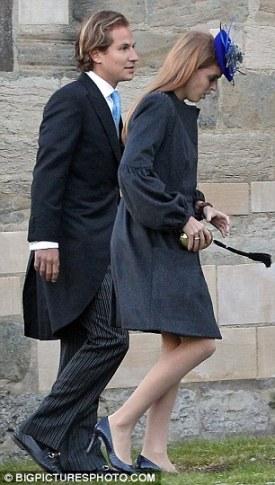Princess Beatrice, Jan 7, 2011 | The Royal Hats Blog