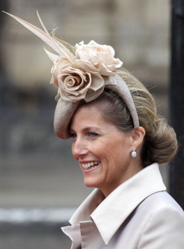 Apr 29, 2011 in Jane Taylor | Royal Hats