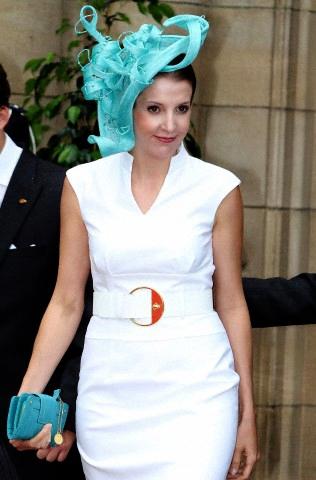 Princess Tessy, June 23, 2011 | The Royal Hats Blog
