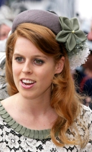 Princess Beatrice, June 2, 2012