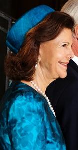 Queen Silvia, Sep. 9, 2013