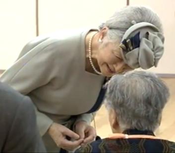 Empress Michiko, Oct. 26, 2013 | The Royal Hats Blog